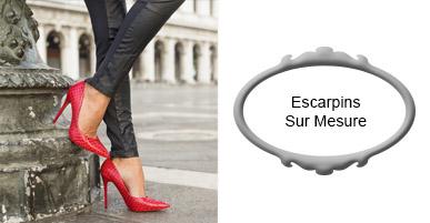 énorme réduction 778f1 cda37 Chaussures Sur Mesure Femme - MesChaussuresEtMoi